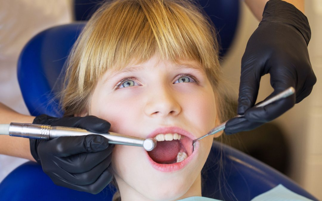 Getting Kids to Brush without a Fuss